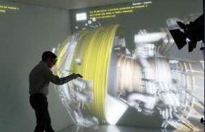 TechViz Aeronautics - TechViz XL Virtual Reality Software